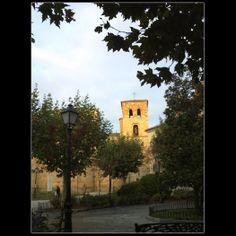 Iglesia de San Pedro. #Avila. #Spain.