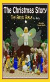 The Christmas Story: The Brick Bible for Kids by Brendan Powell Smith. He creates the world around the Christmas story including the Immaculate Conception, the Nativity, Epiphany, and the Holy Family's settling in Nazareth in LEGO blocks Christmas Books For Kids, Lego Christmas, Christmas Nativity, A Christmas Story, Christmas Crafts, Christmas Ideas, Christmas Activities, Christmas Games, Christmas Inspiration