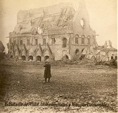 WWI, The Battle of the Yser (Belgium), Nieuport