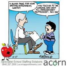 Education Humour: The Importance of giving clear instructions ...