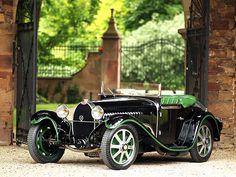 Bugatti Type 55 Cabriolet 1932