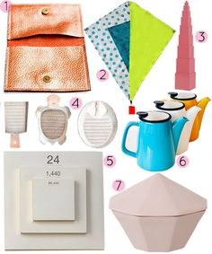 Design*Sponge Under $50 Gift Guide: includes one of our favorites, diamond box in rose