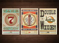 Boulevard Posters - Hammerpress