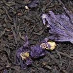 Lady Grey (Earl Grey Blue Flower)  A more flowery blend for the Earl Grey tea lovers!  Ingredients: black tea, blue mallow flowers, oil of bergamot