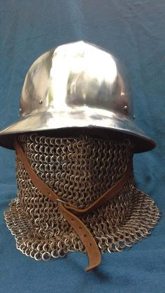 Kettle helm for hmb buhurt