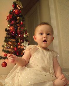 Baby girl Christmas