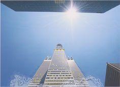 Alexandre Désilets on Apple Music Album, Apple Music, Skyscraper, Artwork, Collage, Building, Illustration, Artist, Skyscrapers