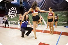Dance Team – Strength and Conditioning