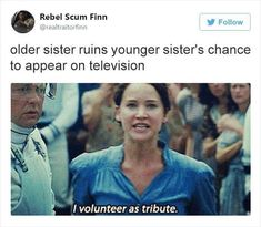Hunger Games Jokes, Hunger Games Fandom, Hunger Games Trilogy, Hunger Games Quiz, Stupid Funny Memes, Funny Relatable Memes, Funny Quotes, Hilarious, Funny Stuff