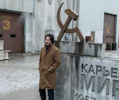 Keanu Reeves in thriller Siberia LolaFilm, Inc. Keanu Reeves John Wick, Keanu Charles Reeves, Keanu Reeves Movies, John Wick Movie, Keanu Reaves, Cyberpunk 2077, Angels And Demons, Wild Ones, Punisher