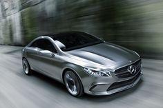 Showcar Mercedes CLA Concept Style 2012