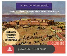¡Visitamos el Museo del Bicentenario!