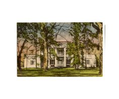 The Hermitage Nashville TN Postcard  Home of by DustyDiggerLise