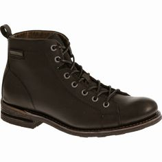 Men's Sullivan boot in Black for #AW15 #catboots