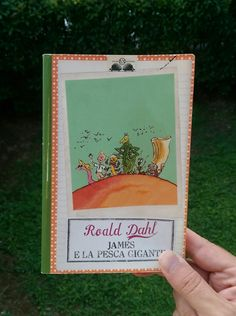 "#MarcoLegge ed ha déjà-vu: ""James e la pesca gigante"" di Roald Dahl / aprile 2017"