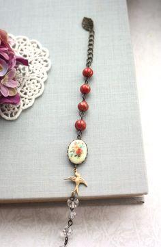 Vintage Inspired bracelet.