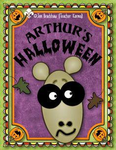 Arthur's Halloween ~ Let's SCARE Up Some FREE FUN!! – Teacher KARMA