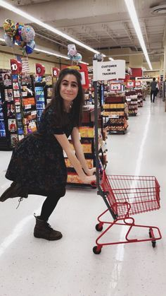 she makes shopping look good wth why is she so cute is this even legal this should be illegal to be this cute
