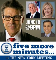 We promised a big announcement for Brooklyn GOP Radio, so here it is:  We've been granted full-on rock-star access to EXCLUSIVE interviews at the NY Meeting with Gov. Rick Perry, Gov. Haley Barbour, Rep. Marsha Blackburn & Rep. Darrell Issa!  We'll air those exclusive interviews on June 18!  Details to follow!
