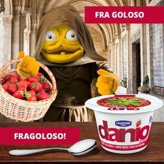 Spero di non essere FRAinteso, ma adoro le FRAgole!