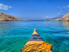 Rab, Croatia — by The Planet D. Kayaking around the islands of Rab, Krk and Cres is a beautiful way to discover the beauty of Croatia. You can kayak. Visit Croatia, Croatia Travel, Adventure Couple, Adventure Travel, Adventure Hotel, Places To Travel, Places To Go, Croatian Coast, Europe