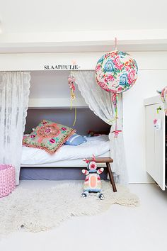 61 Ideas For Bedroom Kids Girls Ikea Wall Colors Built In Bed, Built Ins, Ikea Wall, White Rooms, Deco Design, Little Girl Rooms, Fashion Room, Kid Spaces, Kids Decor