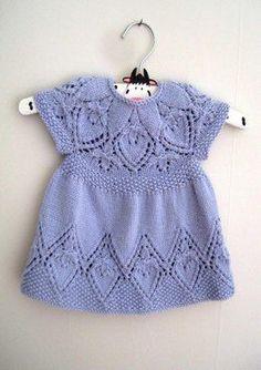 Ravelry: Cora Dress pattern by Suzie Sparkles. Baby dress knitting pattern, girls dress knit pattern, top down knitting, seamless knitting, one piece. Arm Knitting, Knitting For Kids, Knitting Projects, Christmas Knitting Patterns, Baby Knitting Patterns, Crochet Baby, Knit Crochet, Baby Scarf, Dress Gloves