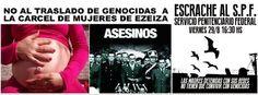 La Caja de Pandora: Los genocidas deber irse de la cárcel de mujeres m...
