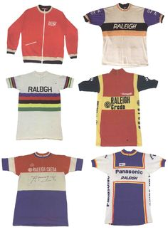 vintage cycling jersey Cycling Art 06bced18c