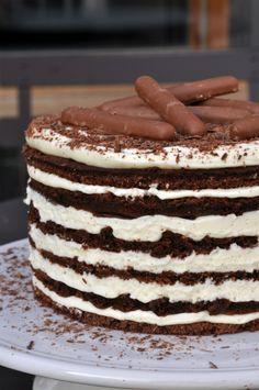 Layer cake par Pascale