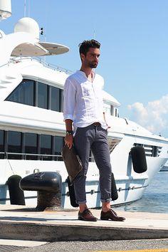 Set sail in luxury. #allaboard #Zappos