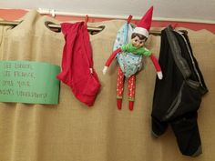 Looking for some quick and easy ideas for your beloved Elf? Here is what our's has been up to!