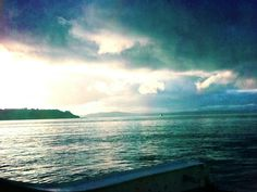 Middle of Puget Sound.