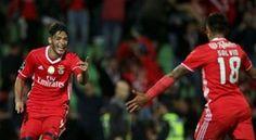 Benfica acerca-se do título ao vencer Rio Ave