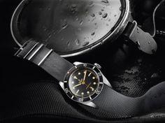 Tudor Black Bay only watch