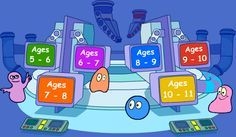 Science Websites for Kids (organized by age)--This site is one of my all time faves!!