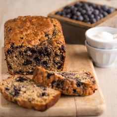 Plain yogurt is used to add moisture to this hearty and satisfying breakfast bread. Perfect for French toast, too!