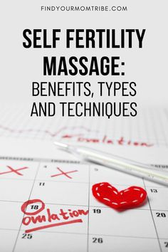 For those struggling with infertility, there could be another, non-invasive method available in the form of self fertility massage. #selffertilitymassage #fertilitymassage #uterinemassage #massagefertility #findyourmomtribe