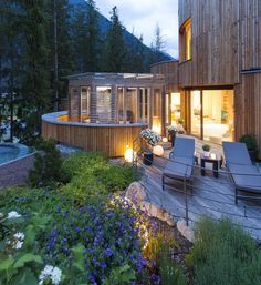 How a dream of an eco-friendly hotel became a lifetime achievement…