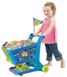 Kids Shopping Cart - Lots of Fun For Your Toddlers