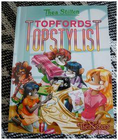 Topfords Topstylist Thea Stilton Het skikampioenschap De Wakkere Muis Zelf Lezen tv-programma talentenjacht wedstrijd Fashion Project recensie review