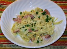 Make it Yourself...Real Fettuccini Alfredo