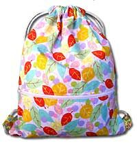 String-Along Backpack pattern in PDF Backpack Pattern 85292444b6dd4