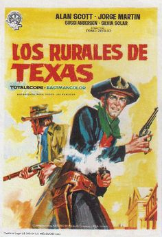 1964 - Los rurales de Texas - I due violenti - tt0058538l
