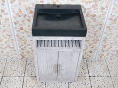 Badkamermeubel Raung Cabinet Mindy hout