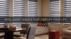 The Newest Innovation in Hunter Douglas: PowerView - http://www.floridalivingquarters.com/hunter-douglas-powerview-orlando