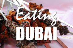 A walking tour of the food markets and spice souks of Dubai with breakfast by the historic creek and a traditional Middle Eastern lunch.