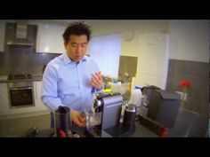 Krups Nespresso Citiz and Milk Titanium Coffee Machine XN710140 review