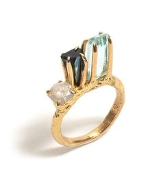 Contemporary Jewellery, Modern Jewelry, Boho Jewelry, Jewelry Art, Jewelry Gifts, Jewelry Accessories, Fashion Jewelry, Jewelry Design, Simple Jewelry