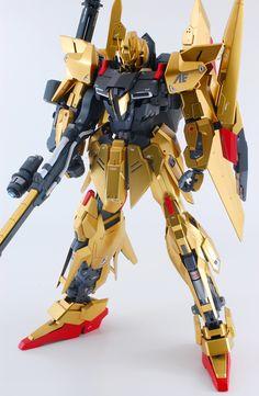 GUNDAM GUY: MG 1/100 Delta Gundam - Customized Build
